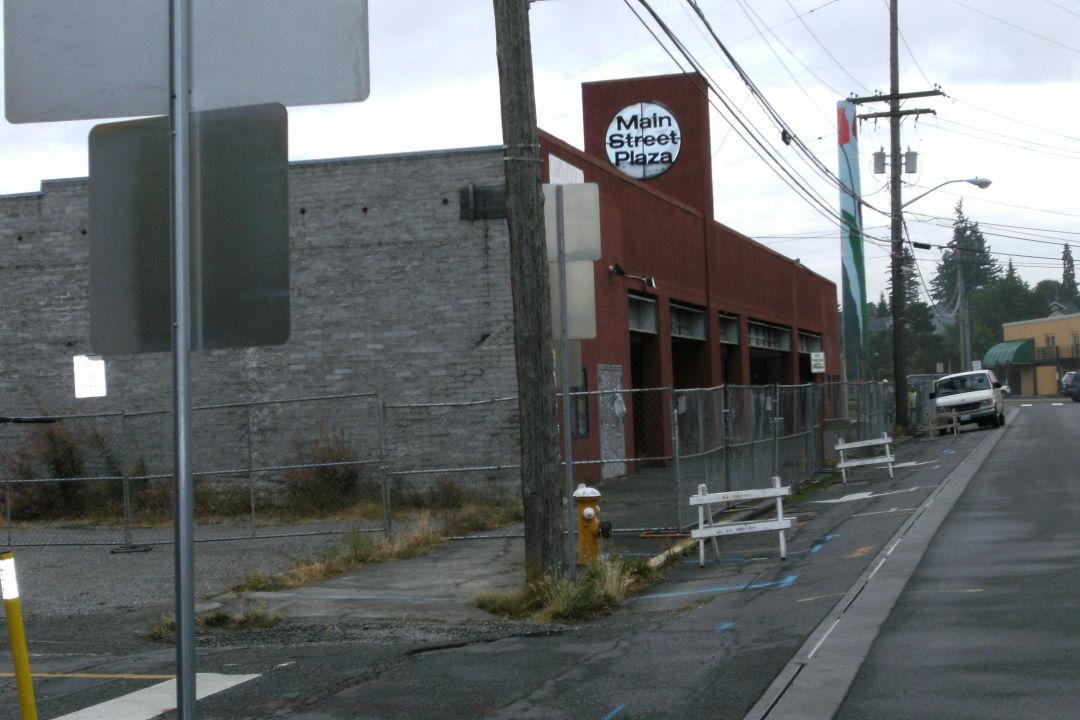 Commercial Demolition Main St. Mount Vernon